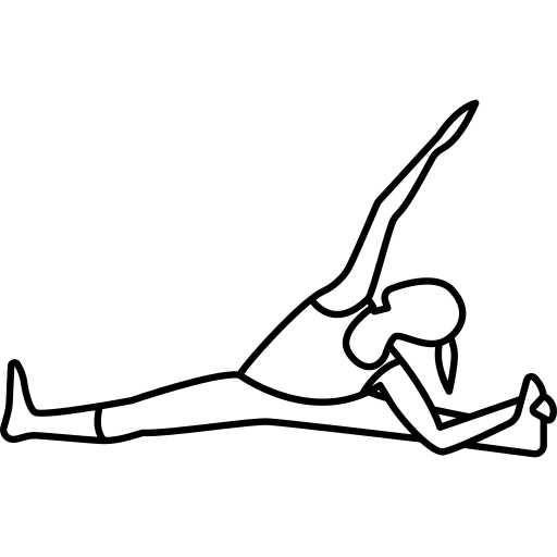 woman-stretching-on-floor
